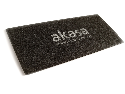 Sheet of 400 x 178 x 4mm Akasa PAX.mate sound dampening mat