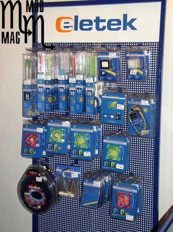 Лампы подсветки, решетки для вентиляторов и прочие аксессуары