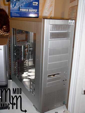 Алюминиевый компьютерный корпус Lian Li