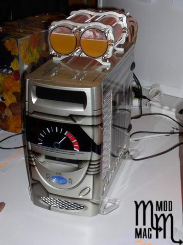 Моддинг проект Charged! от Алексея Чистова (BeWize) занял 4-е место