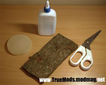 Материалы, необходимые для полирующей насадки