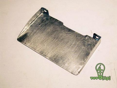 Металлическая подставка для элементов