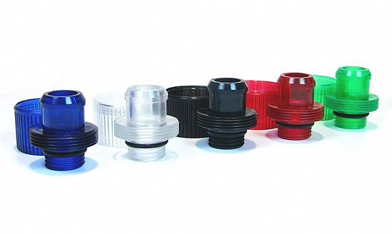 Компрессионные фитинги, изготовленные из пластика