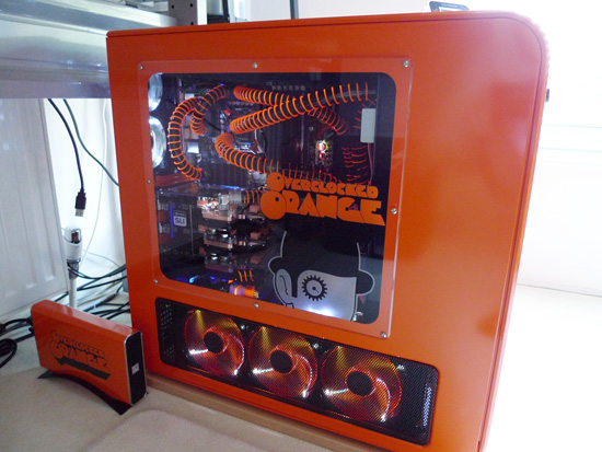 Orange с внутренней СВО