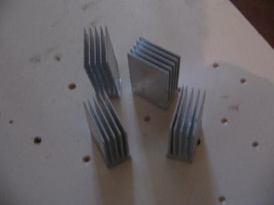 Четыре радиатора