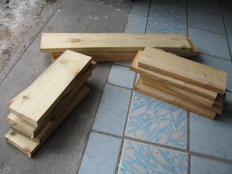 Деревянные доски