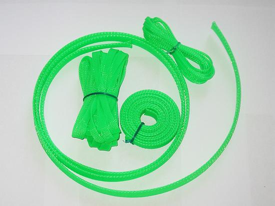 Несколько видов зеленой оплетки