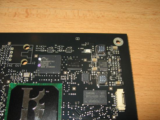 Некоторые чипы на сетевой карте Killer 2100