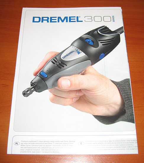 Фирменная брошюра DREMEL