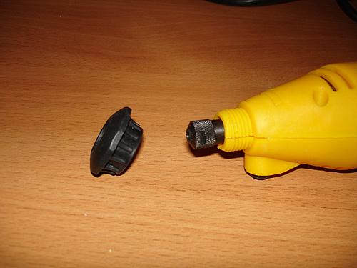 Готовим инструмент для крепления гибкого вала
