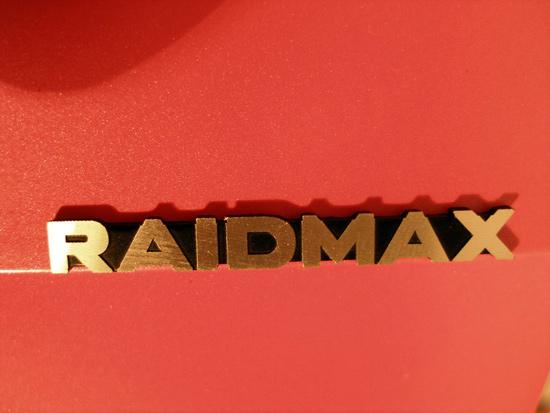 Логотип Raidmax
