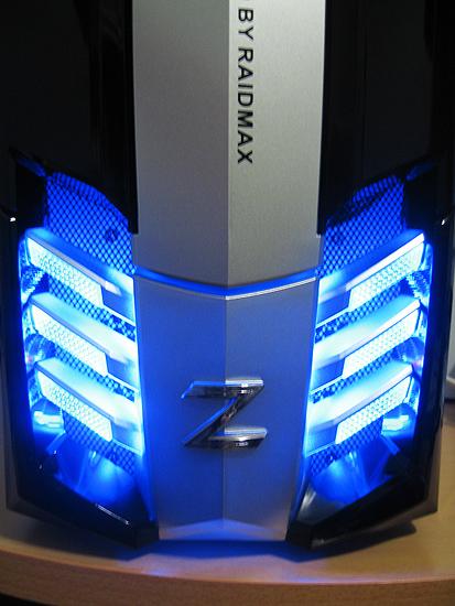 Подсветка в нижней части корпуса