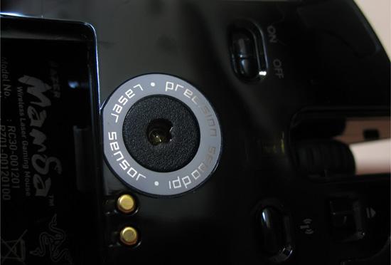 Лазерный сенсор Razer Precision