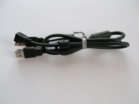 Шнур для подключения в сложенном состоянии