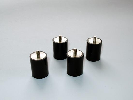 Общий вид четырех бочонков