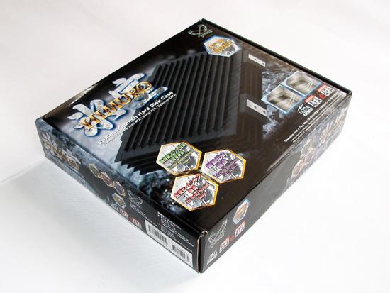 Общий вид упаковки набора Scythe Himuro