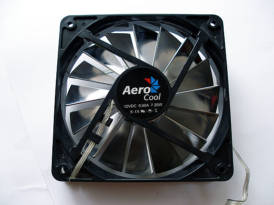 Вентилятор AeroCool Turbine для обеспечения обуда