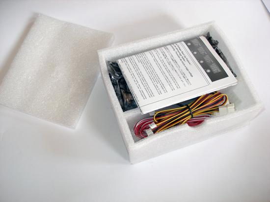 Защитная упаковка комплекта