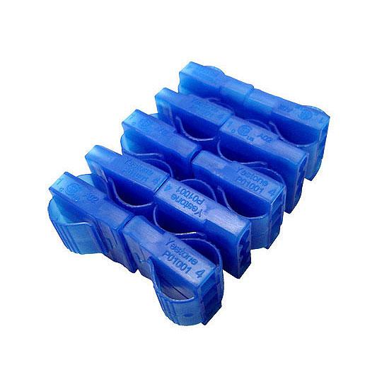 Коннекторы Sunbeam EZ-Grip Molex Connector Kit синего цвета