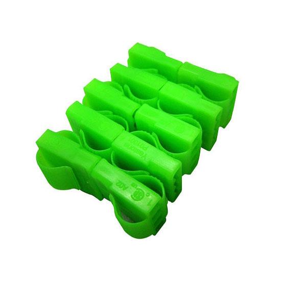 Коннекторы Sunbeam EZ-Grip Molex Connector Kit зеленого цвета