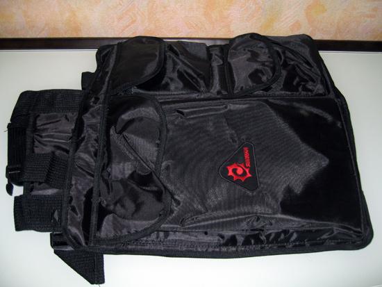 Одна часть чехла Sunbeam Lan Party Bag