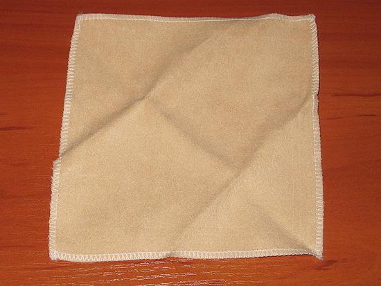 Очистительная матерчатая салфетка