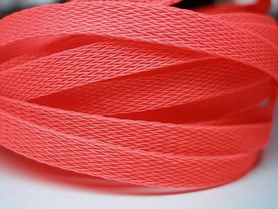 Общий вид пластиковой оплетки