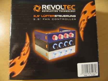 Упаковка реобаса Revoltec 3.5