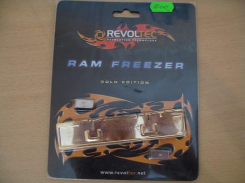 Общий вид Revoltec Ram Freezer в упаковке
