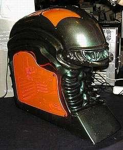 Моддинг проект по теме фильма Чужой (Alien)