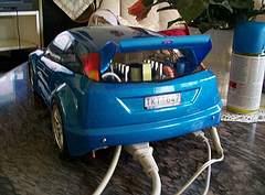 Корпус в виде автомобиля Ford Focus