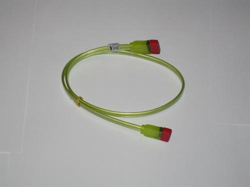 Кабель Thermaltake XRound SATA UV Series желтого цвета