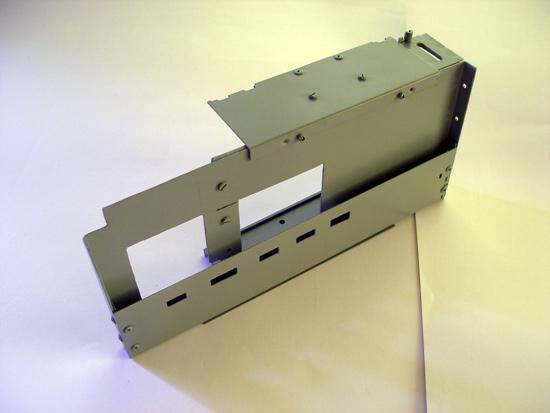 Карман для жесткого диска после модификации