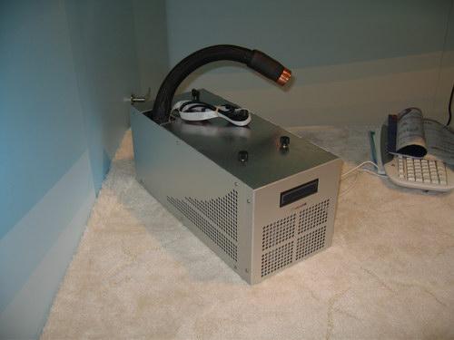 Система охлаждения на основе фазового перехода Asetek Vapochill