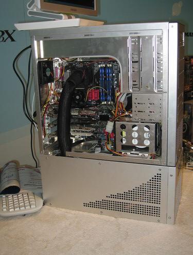 Фреонка, подключенная к компьютеру