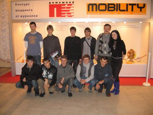 Моддеры финалисты