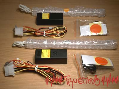 Комплект поставки Bitspower Cold Cathode Light Kit