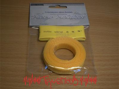 Упаковка оплетки от компании Noise Isolator
