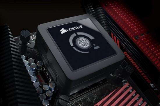 Модуль, совмещающий в себе процессорный ватерблок и помпу