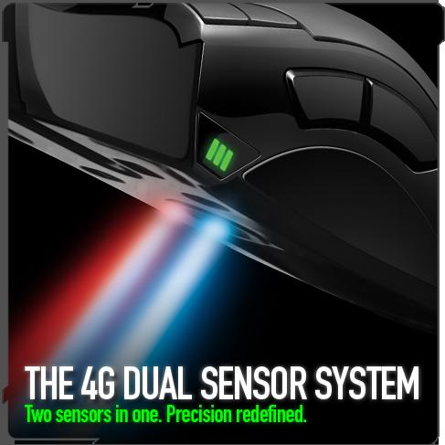 Один сенсор хорошо, а два — лучше. Вполне логично, разве нет?