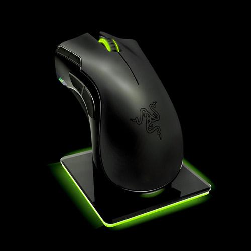 Мышь Razer Mamba будет одной из первых, кто получит новый сенсор