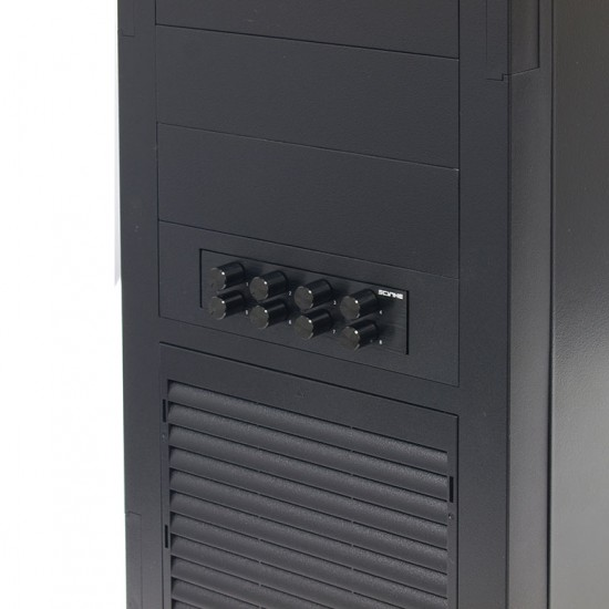 Kaze Q8 установленный в корпус