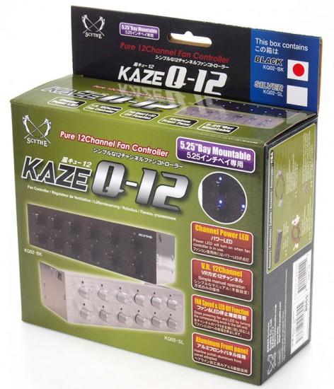 Реобас Kaze Q12 в фирменной упаковке