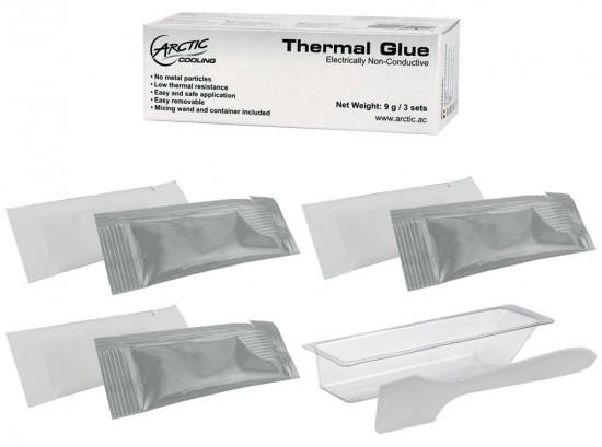 Содержимое упаковки G-1 Thermal Glue