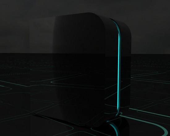 Предварительный рендер моддинг проекта T.R.O.N [V4]