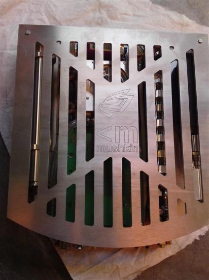 Моддинг проект Watercooled CarPC от моддера Angel OD