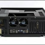 Задняя сторона проекта HFPC Mod (High Fidelity Paradyse Computer)