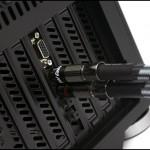 Аудиокабели Real Cable, подключены в звуковую карту