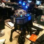Незаконченый проект на выставке PAX PRIME 2011