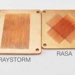 Сравнение конструкций оснований ватерблоков RayStorm и Rasa